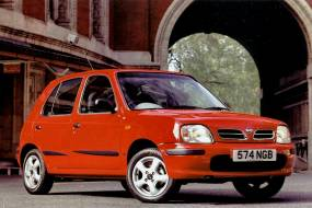 Nissan Micra (1983 - 2003) review