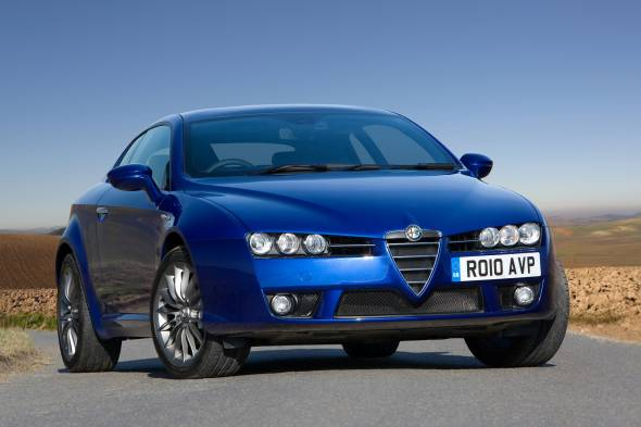 Alfa Romeo Brera (2006 - 2012) used car review