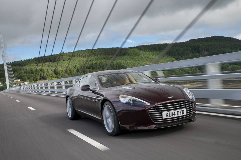 Aston Martin Rapide S review
