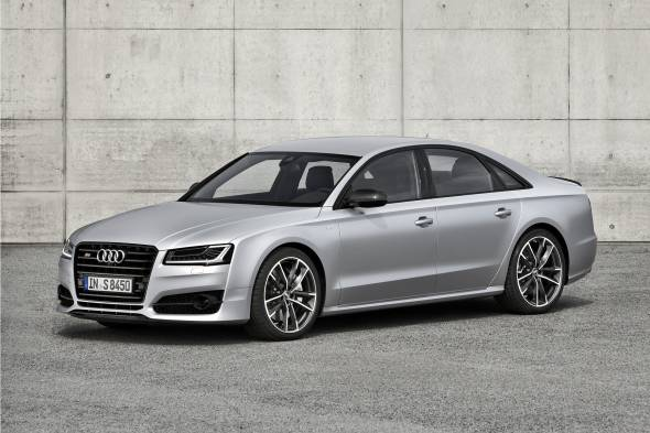 Audi S8 review