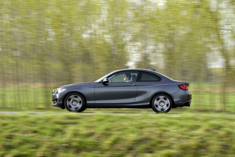 BMW 220d Coupe review
