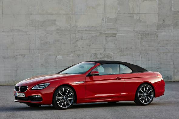 BMW 640d Convertible review