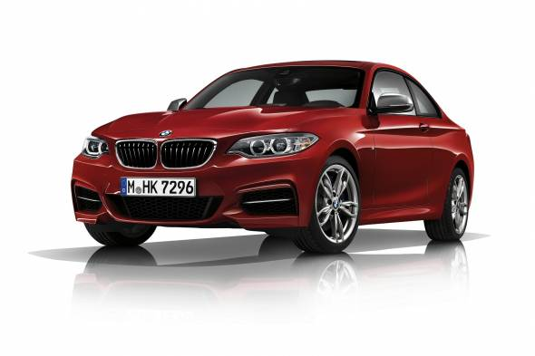 BMW M240i review