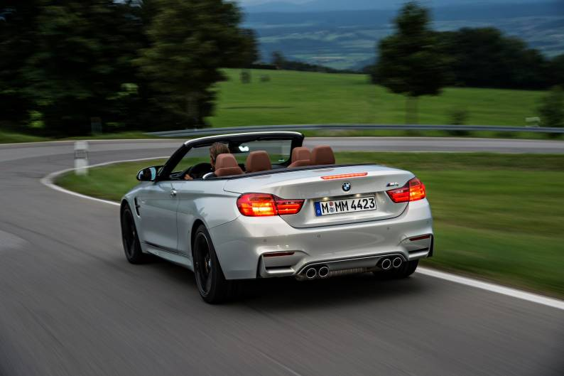 BMW M4 Convertible review