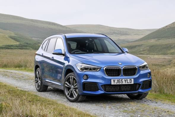 BMW X1 xDrive 20d review