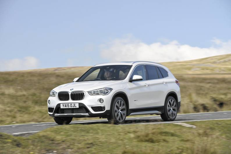 BMW X1 xDrive 25d review