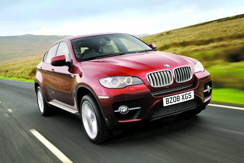 BMW X6 range (2008 - 2011) used car review