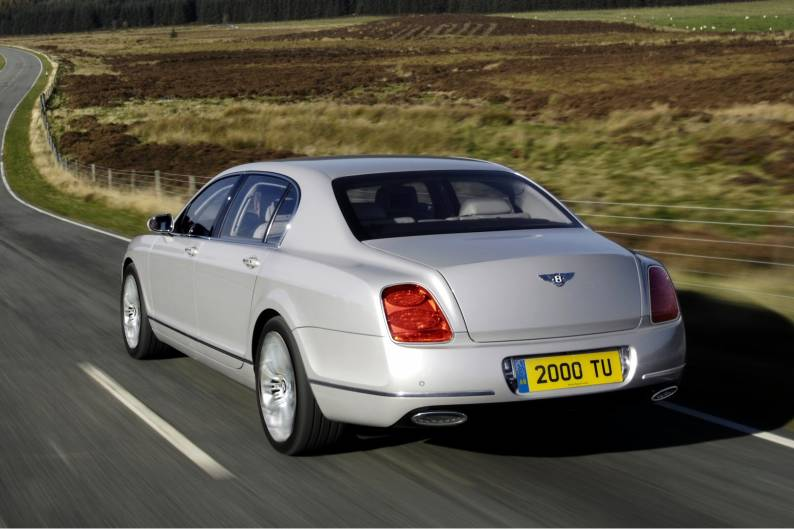 bentley continental flying spur 2005 2013 used car review car. Cars Review. Best American Auto & Cars Review