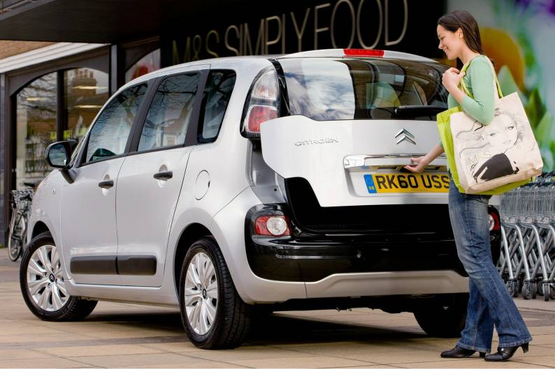 Citroen C3 Picasso (2009 - date) used car review