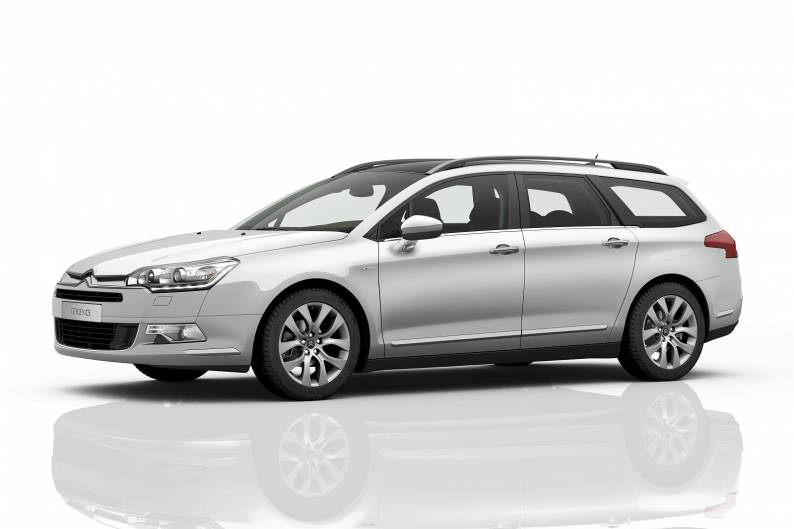 Citroen C5 Tourer review