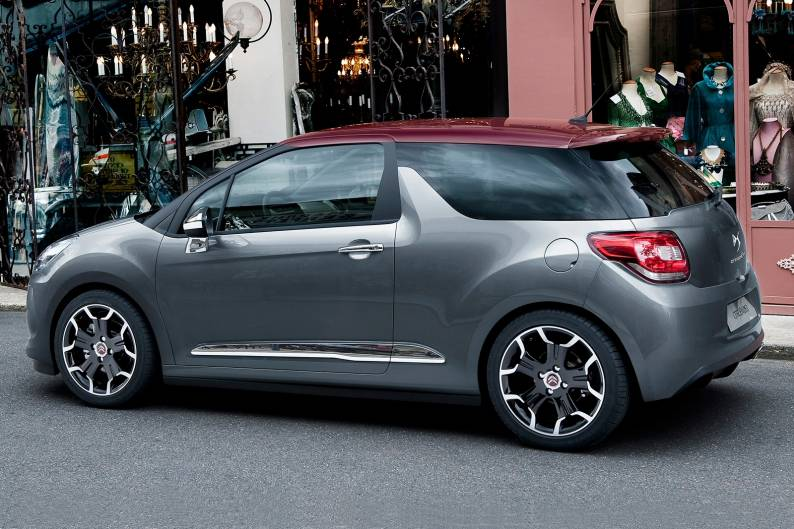 citroen ds3 2010 2014 used car review car review rac drive. Black Bedroom Furniture Sets. Home Design Ideas