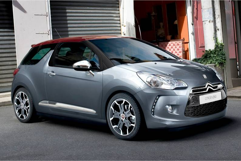 citroen ds3 2010 2014 used car review car review. Black Bedroom Furniture Sets. Home Design Ideas