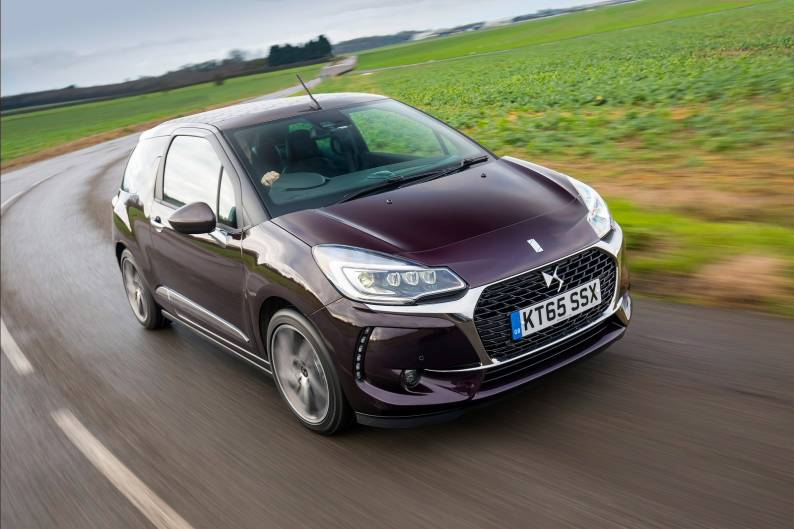DS 3 Cabrio review