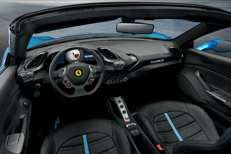 Ferrari 488 Spider review