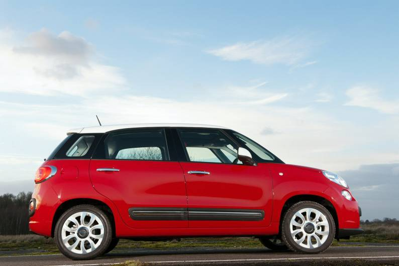 Fiat 500L 0.9 Twin Air review