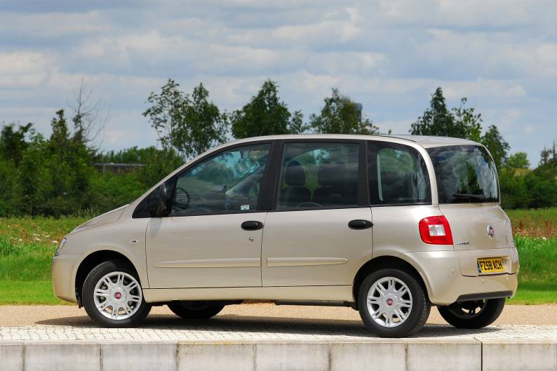 fiat multipla range 2004 2011 used car review car review rac drive. Black Bedroom Furniture Sets. Home Design Ideas