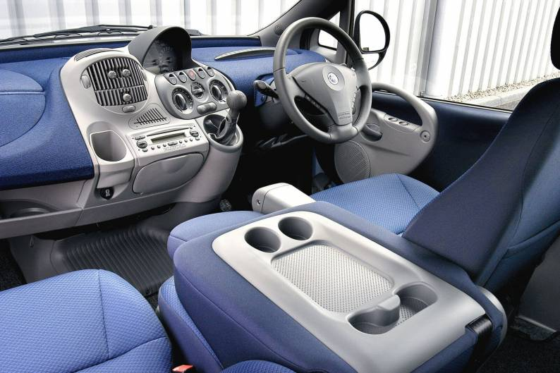 Fiat Multipla range (2004-2011) used car review