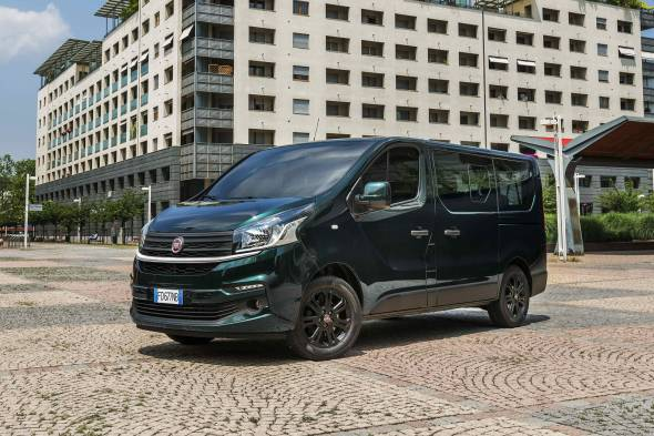 Fiat Talento review