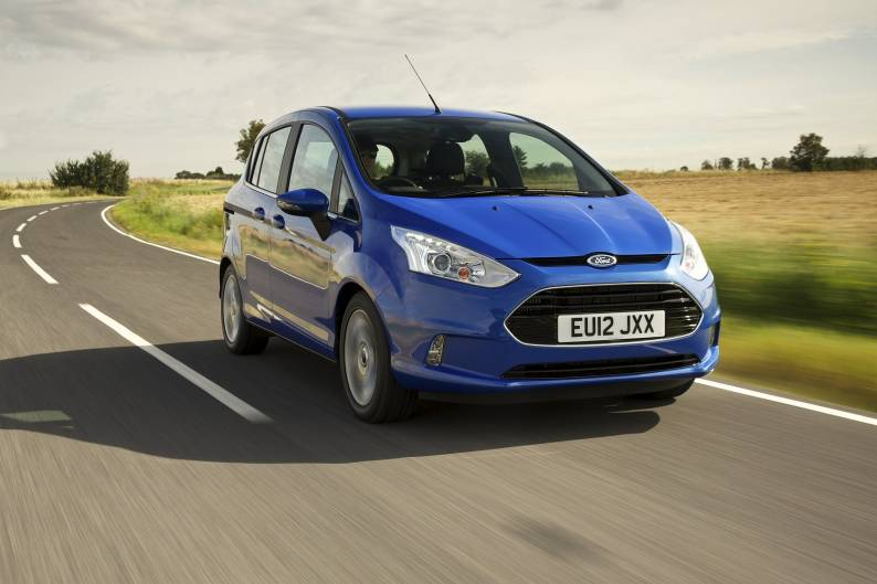 Ford B-MAX 1.0 EcoBoost review