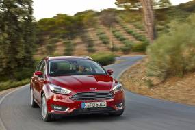 Ford Focus Estate review