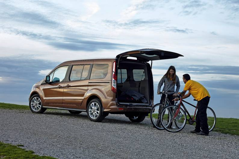 Ford Transit and Tourneo Connect - Long Term Test review