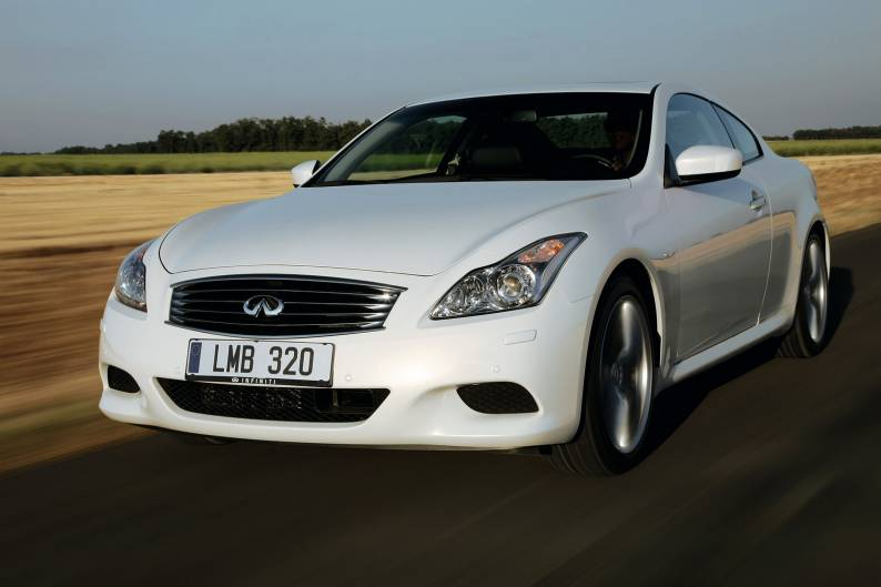 infiniti g37 coupe 2009 2013 used car review car. Black Bedroom Furniture Sets. Home Design Ideas
