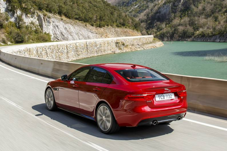 Jaguar XE review