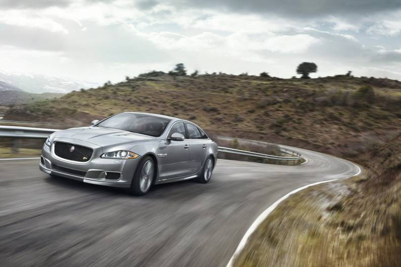 Jaguar XJR review