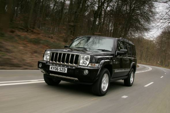 Jeep Commander (2006 - 2009) used car review