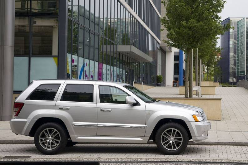 jeep grand cherokee 2005 2011 used car review car review rac. Cars Review. Best American Auto & Cars Review