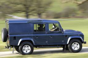 Land Rover Defender 110 Utility Wagon review