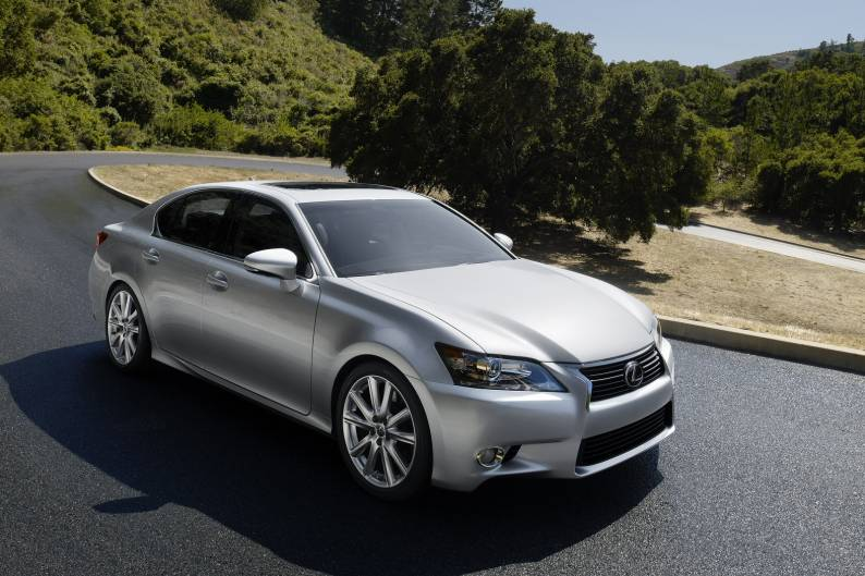 Lexus GS review