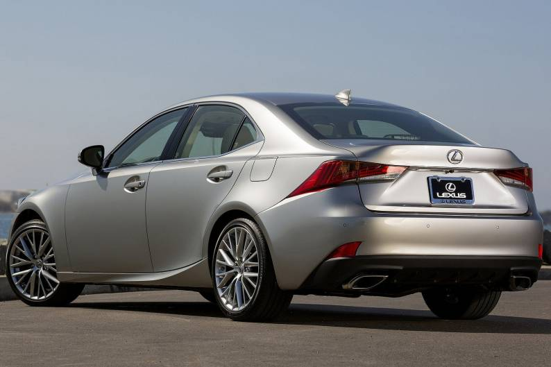 Lexus Is 300h Executive Edition Review Car Review Rac