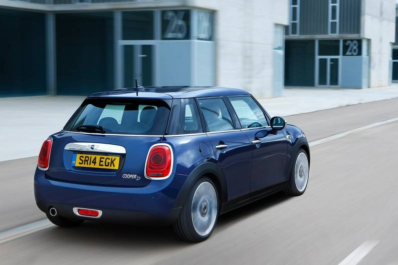 MINI 5-Door Hatch Cooper review