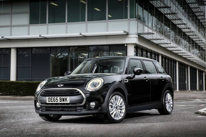 MINI One D Clubman review