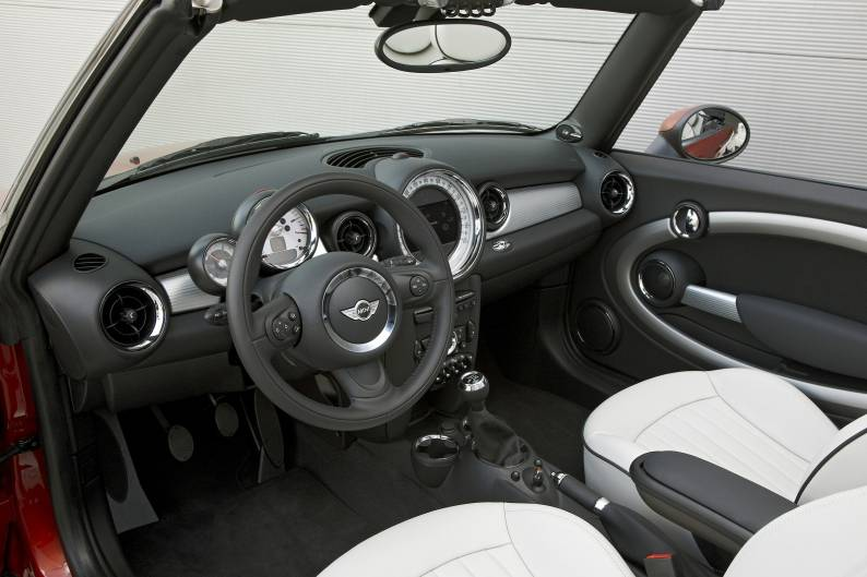 Mini Convertible 2009 2015 Used Car Review Car Review Rac Drive