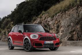 MINI John Cooper Works Countryman review