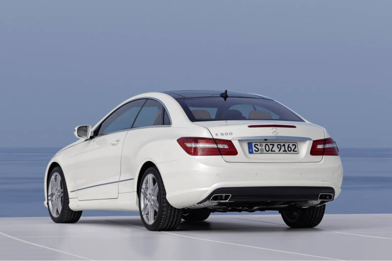 Mercedes Benz E Class Coupe 2009 2013 Used Car Review Car Review Rac Drive