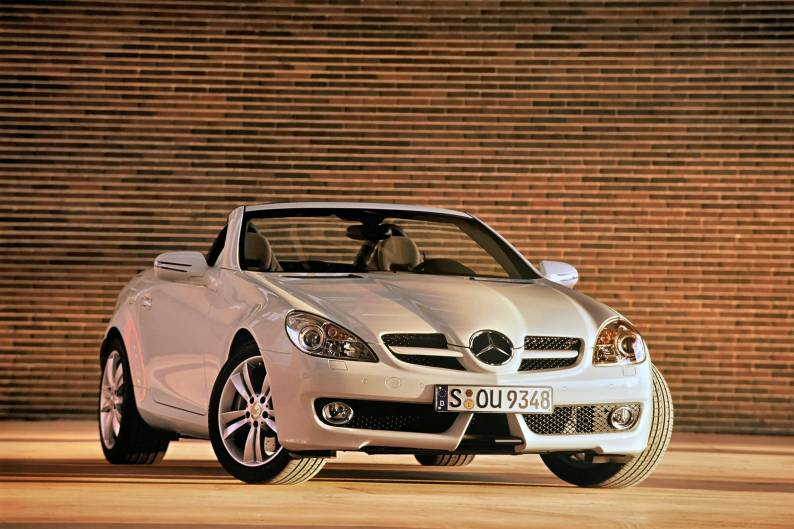 Mercedes-Benz SLK-Class (2004 - 2011) used car review