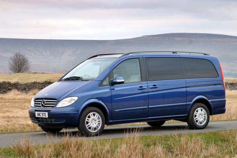 Used Mercedes Viano London >> Mercedes-Benz Viano (2004-2015) used car review | Car review | RAC Drive
