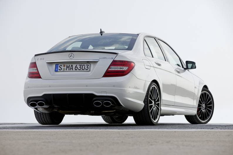 Mercedes Benz C Class Used Car Review