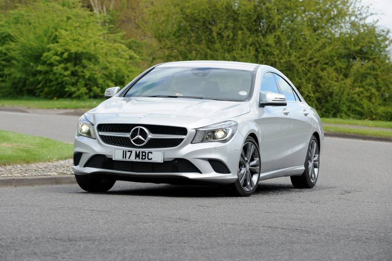 Mercedes-Benz CLA 220d review