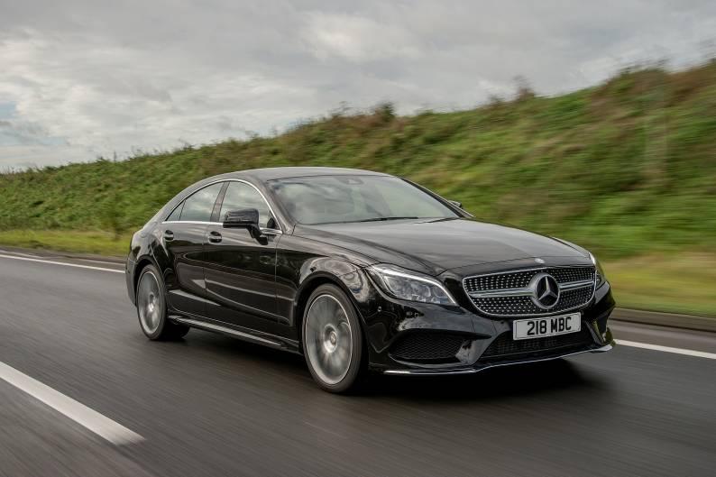 Mercedes benz cls class 350 bluetec review car review for Mercedes benz cls 350 price
