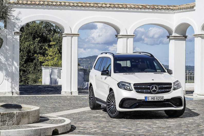 Mercedes-AMG GLS 63 4MATIC review