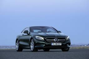 Mercedes-Benz S-Class Coupe review
