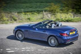 Mercedes-Benz SLC 250d review