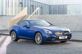 Mercedes-Benz SLC 200 review