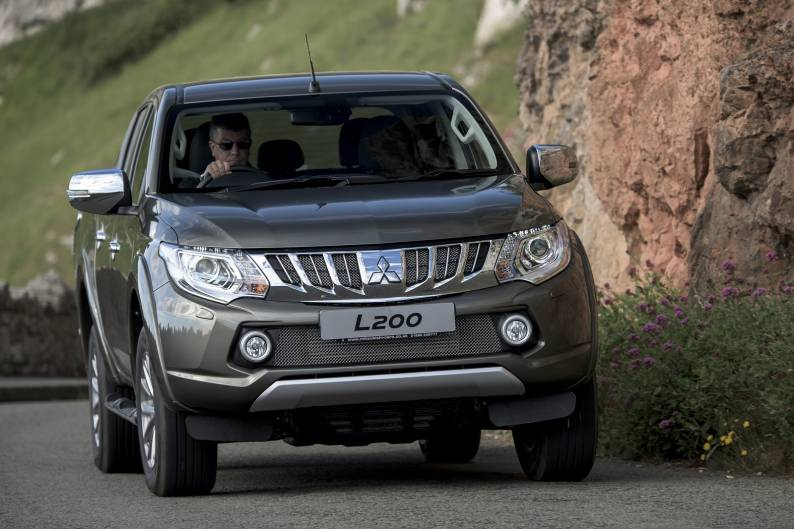 Mitsubishi L200 Series 5 review