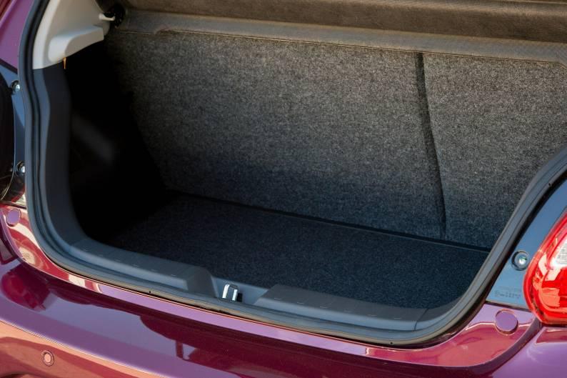 Mitsubishi Mirage Juro review | Car review | RAC Drive