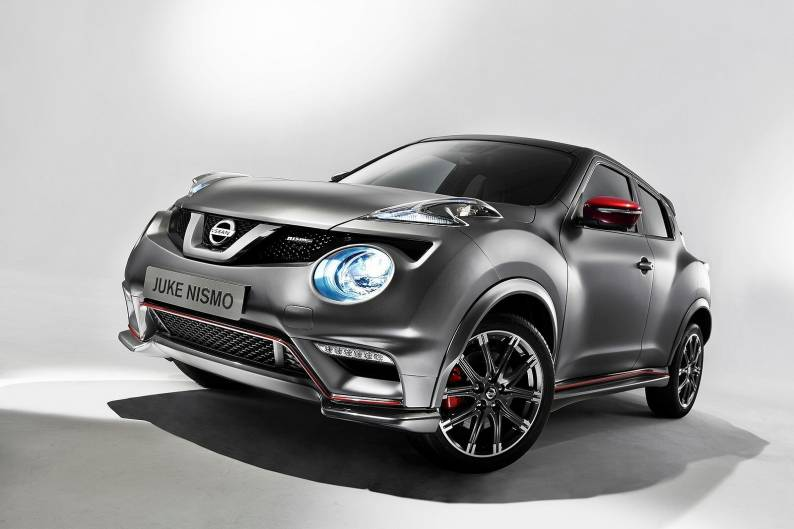 Nissan Juke Nismo review